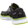 Keen Uneek O2 Sandals Youth Black/Macaw